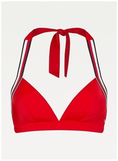 Tommy Hilfiger Tommy Hilfiger Bikini Üst Kırmızı